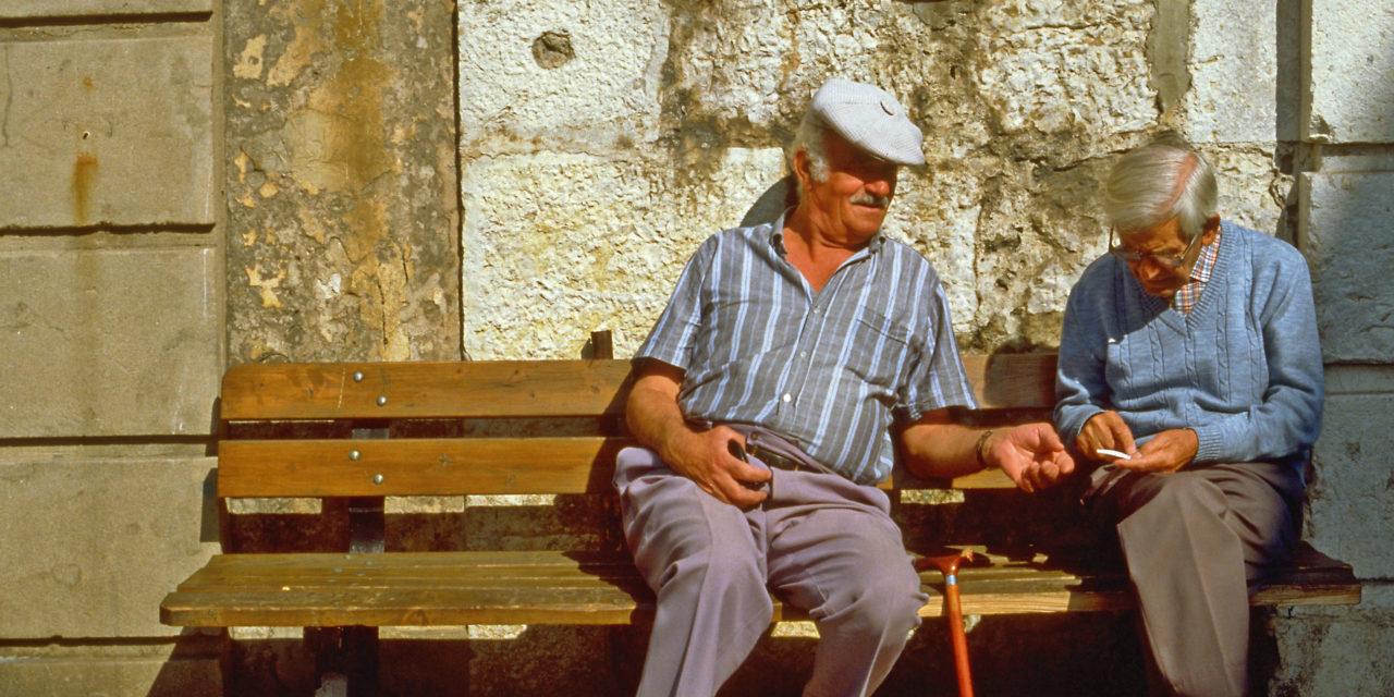 Stehen Rentner*innen mehrere Nullrunden ins Haus?