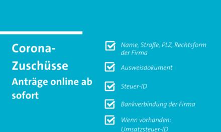 Berlin: Soforthilfe II / emergency aid (GER/ENG)
